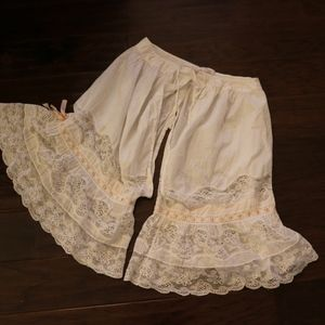Other - Women's early 1900 bloomers lingerie burlesque
